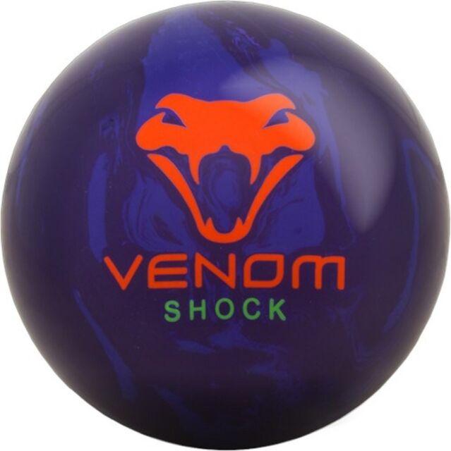 14lb Motiv Venom Shock Solid Reactive Bowling Ball