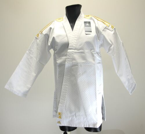 2 Colors! adidas Hapkido Martial Arts Uniform