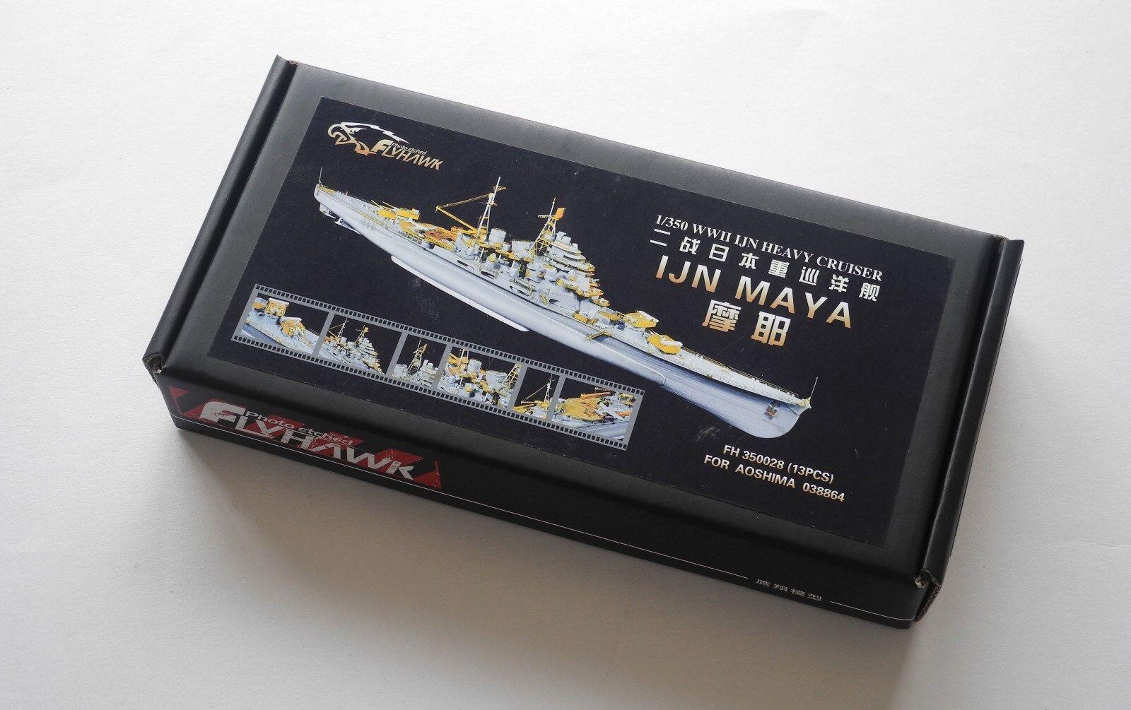 Flyhawk 1 350 350028 IJN Heavy cruiser Maya for Aoshima