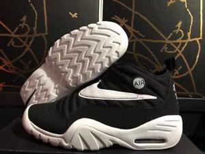 Nike Air Shake Ndestrukt Men's Shoes Black/White/University Red NIB 880869-002