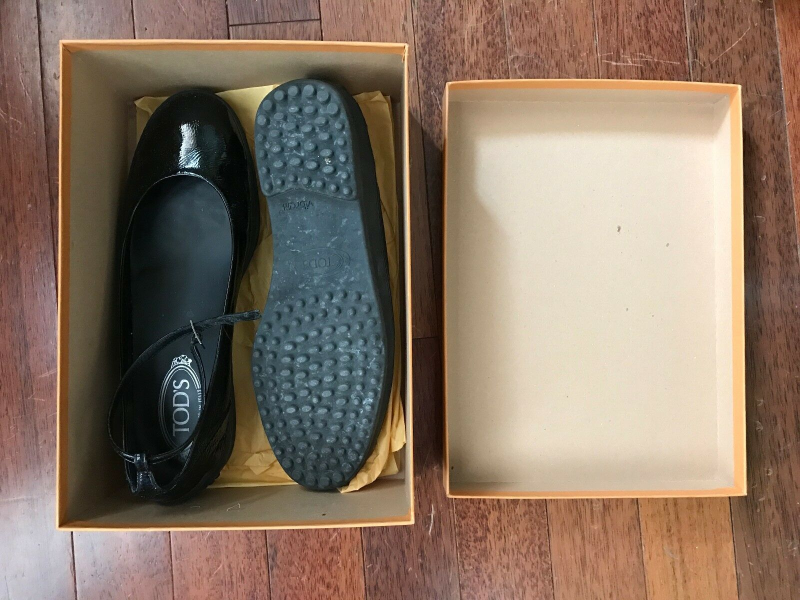 Men/Women Ballerines TOD'S  Taille 41 online sale The highest quality material Known for its excellent quality