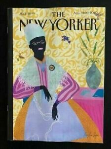 """The NEW YORKER """"Sojourner Truth, Founding Mother"""" August 3 & 10, 2020"""