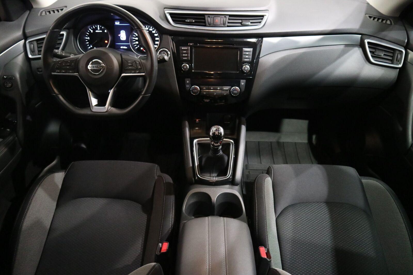 Nissan Qashqai 1,5 dCi 115 N-Connecta - billede 13