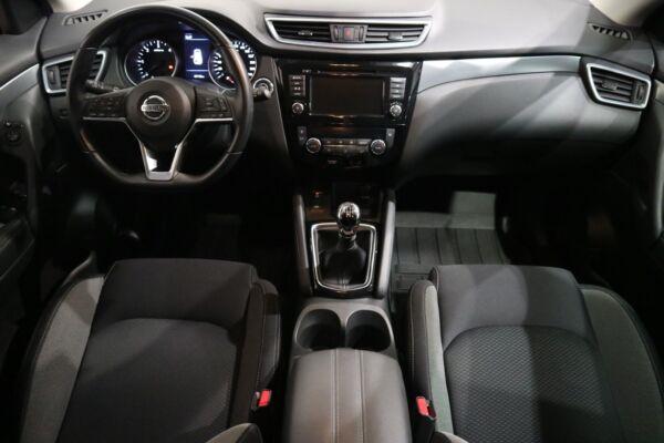 Nissan Qashqai 1,5 dCi 115 N-Connecta billede 13