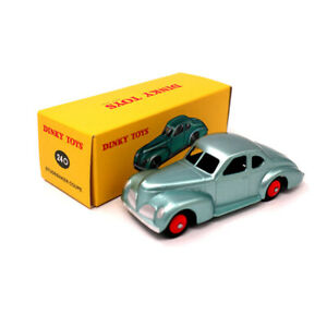 Atlas-1-43-Dinky-Toys-24O-Studebaker-Coupe-Red-Tire-Diecast-Limited-Edition-Cars