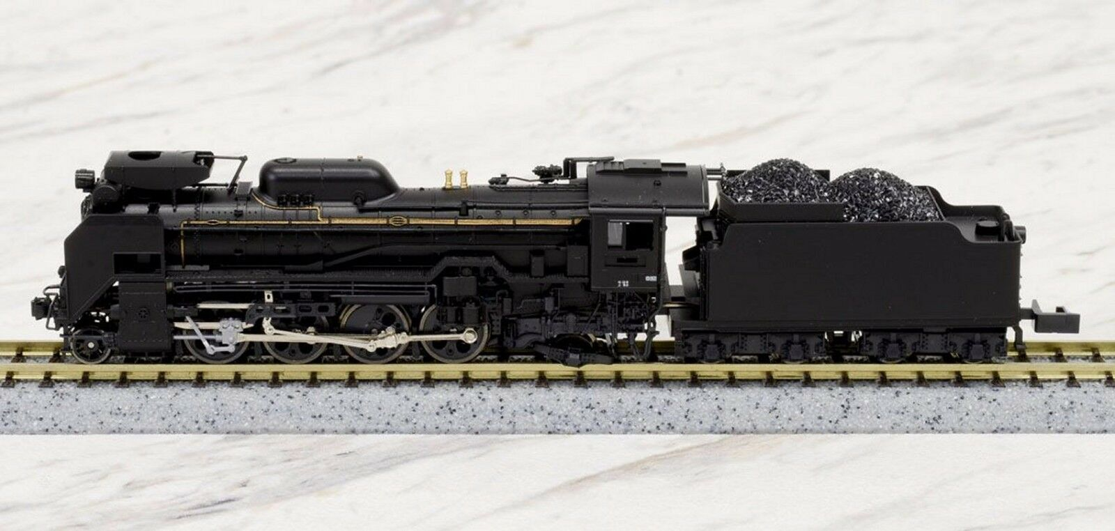 D51 Steard Type with Smoke Collector   N Gauge 1150 KATO