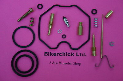 Carb Carburetor Rebuild Repair Kit Honda ATC200X 1986-87 3-Wheeler #03-009
