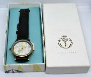 Fossil-Strathmore-Limited-Edition-Men-Collectible-Wristwatch-PR1099-New-Battery