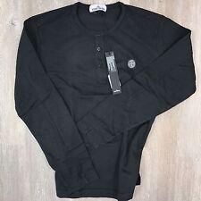 Klassisches T-Shirt Herren Poloshirt STONE ISLAND schwarz Gr. L UVP180€ SALE
