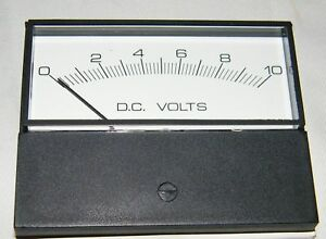 NOS. USSR DC 0-50uA Analog Current Panel Meter Professional Device