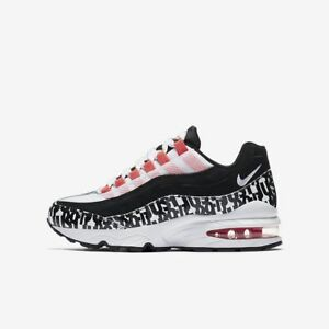 big sale 50a24 1191f Image is loading Nike-Air-Max-95-Printed-Just-Do-It-