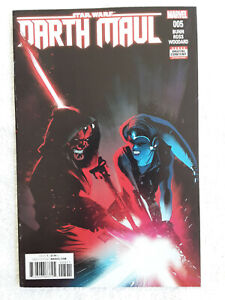 STAR WARS DARTH MAUL #5 RAFAEL ALBUQUERQUE COVER SITH MARVEL COMICS