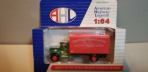 HARTOY-LO1015-CENTRAL-TRUCK-LINE-DELIVERY-TRUCK-1-64-SCALE-DIECAST-METAL-MODEL