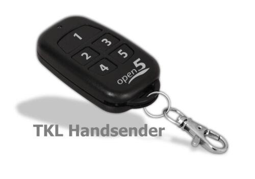 TKL Clone 5 kompatibel zu TEDSEN 433MHZ SKX1LC SKX2LC SKX4LC SKX1MD SKX2MD SKX4