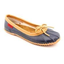 Chooka Duck Skimmer Rain Shoes Boots Womens Navy Blue Sz 9 BRAND NEW Rubber NWT