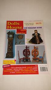 Amical Dolls House Magazine Issue 11-afficher Le Titre D'origine
