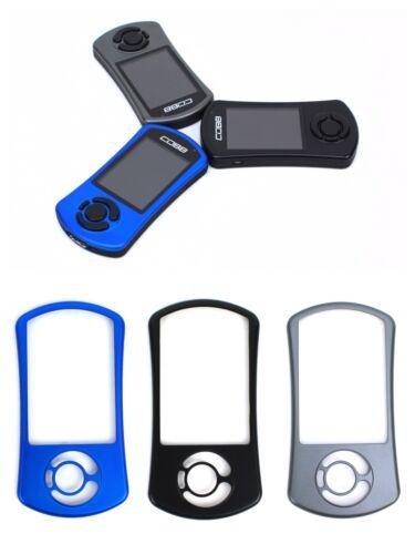 Grey Cobb Tuning AccessPort V3 Faceplates Blue Black