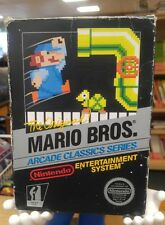 Mario Bros Arcade Classics - 5 screw - Complete CIB - Nintendo NES - Ships Free