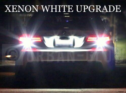 BMW E46 X5 E53 CREE LED XENON BRIGHT WHITE REVERSE LIGHT BULBS UPGRADE