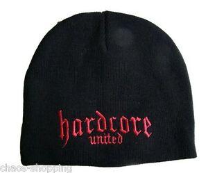 Hardcore-United-Muetze-Beanie-Kappe-Cap-Jedi
