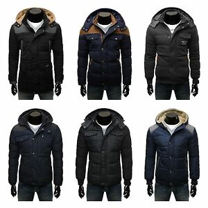 Warme winterjacke ebay