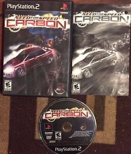 Details about NEED FOR SPEED CARBON COMPLETE (Sony PlayStation 2, 2006)  GOOD SHAPE & TESTED