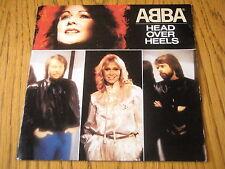"""ABBA - HEAD OVER HEELS   7"""" VINYL PS"""