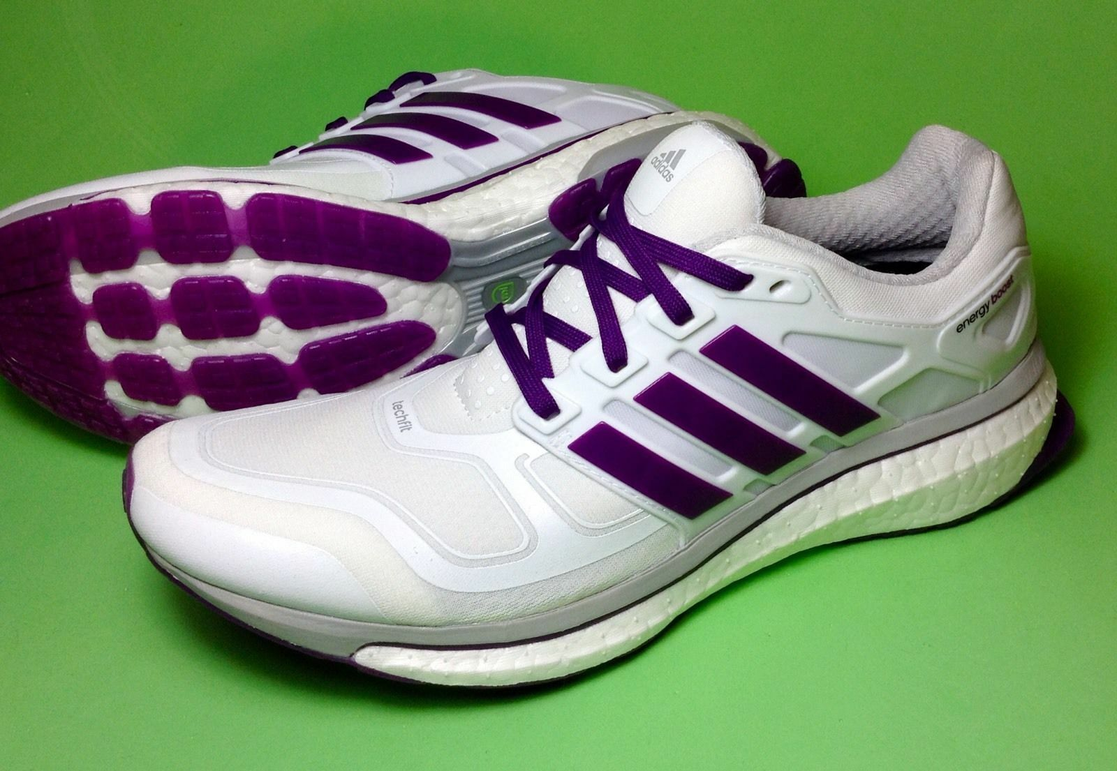 ADIDAS ENERGY BOOST 2 WOMEN'S RUNNING SHOES 100% AUTHENTIC
