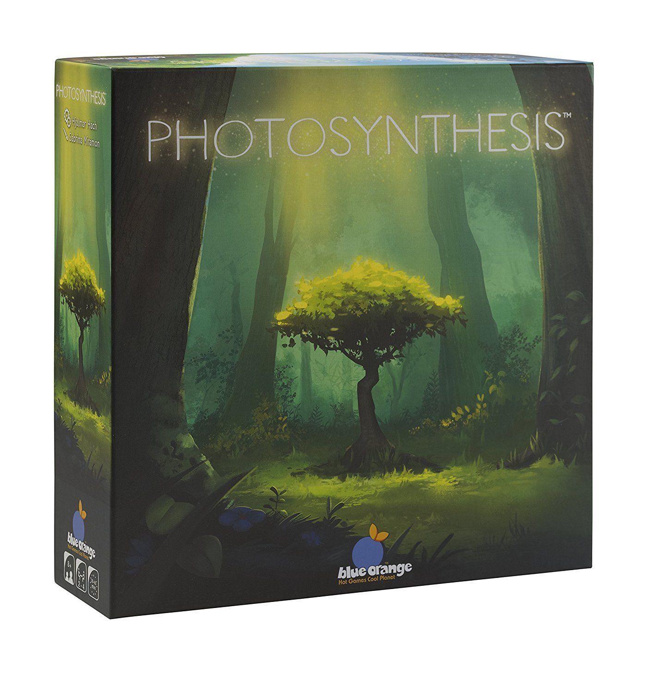 Die photosynthese - blau - Orange - spiele - brettspiel - erstbezug - versandkostenfrei
