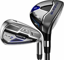 New 2015 Cobra Fly-Z XL 4h-GW Combo Iron Set Stiff flex Graphite Irons FlyZ XL