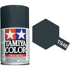 Tamiya TS-48 GUNSHIP GREY Spray Paint Can 3 oz 100ml 85048 MidAmerica Naperville