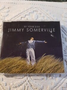 CDs JIMMY SOMERVILLE - BY YOUR SIDE