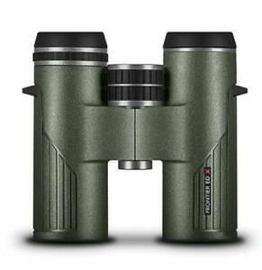 Hawke Frontier 10x32 ED X Binoculars Nitrogen purged Waterproof Fogproof - Green