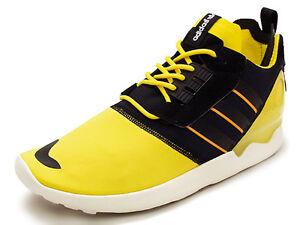 de 8000 o Zx Boost amarillo Nuevo Zapatillas B26369 box 12 hombre W negro Adidas para tama running RxqgwIdp