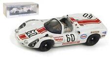 Spark S3469 Porsche 910 #60 Le Mans 1969 - J de Mortemart/J Mesange 1/43 Scale