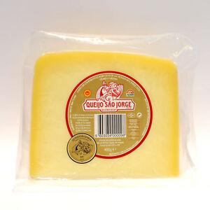 Details about Portuguese Hard Cheese Cow Milk Queijo São Jorge 4 Month  Cured DOP Azores Açores