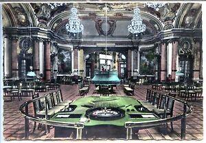 CP Monaco - Monte-Carlo - Intérieur du Casino - Salle de Jeux - La ...