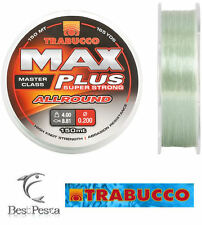 Filo da Pesca TRABUCCO MAX PLUS ALLROUND 1000mt - 0,16