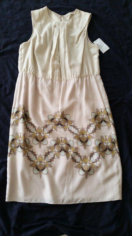 SCHUMACHER Kleid aus Seide Gr. S  Euro 559 00NEU