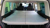 VW T5 T6 Matratze, Multiflexboard, Schlafunterlage, Bett