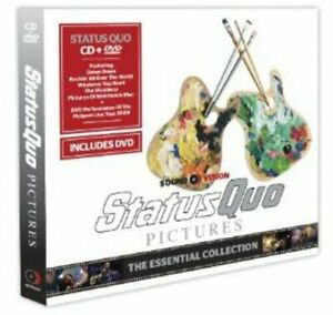Status-Quo-Pictures-The-Essential-Collection-CD-DVD