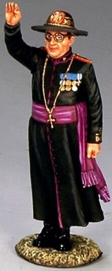 KING & COUNTRY ITALIAN FORCES IF002 CONSUL GENERAL OF THE CHAPLAINS DEPT. MIB