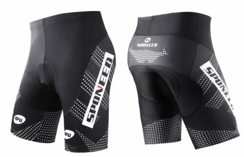 Men Bike Short Padded 6 Color Stretchy Cycling Pants Moisture Wicking Sportswear