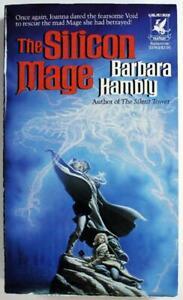 The-Silicon-Mage-by-Barbara-Hambly-1988-Del-Rey-Fantasy-Paperback