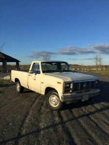 1985 Ford F-150 $2,750