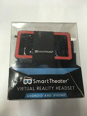 SmartTheater VR Auriculares de Realidad Virtual para iPhone y Android