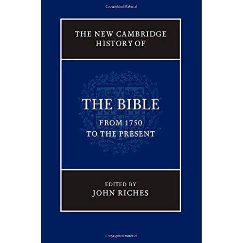 1 of 1 - New Cambridge History Bible Volume 4 Rich. 9780521858236 Cond=LN:NSD SKU:3194762