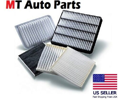 PREMIUM COMBO Engine Air Filter /& Cabin Filter for 2018 2019 CAMRY Non-Hybrid