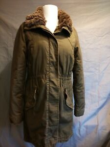 BIG Deal on H & M Padded Parka Green