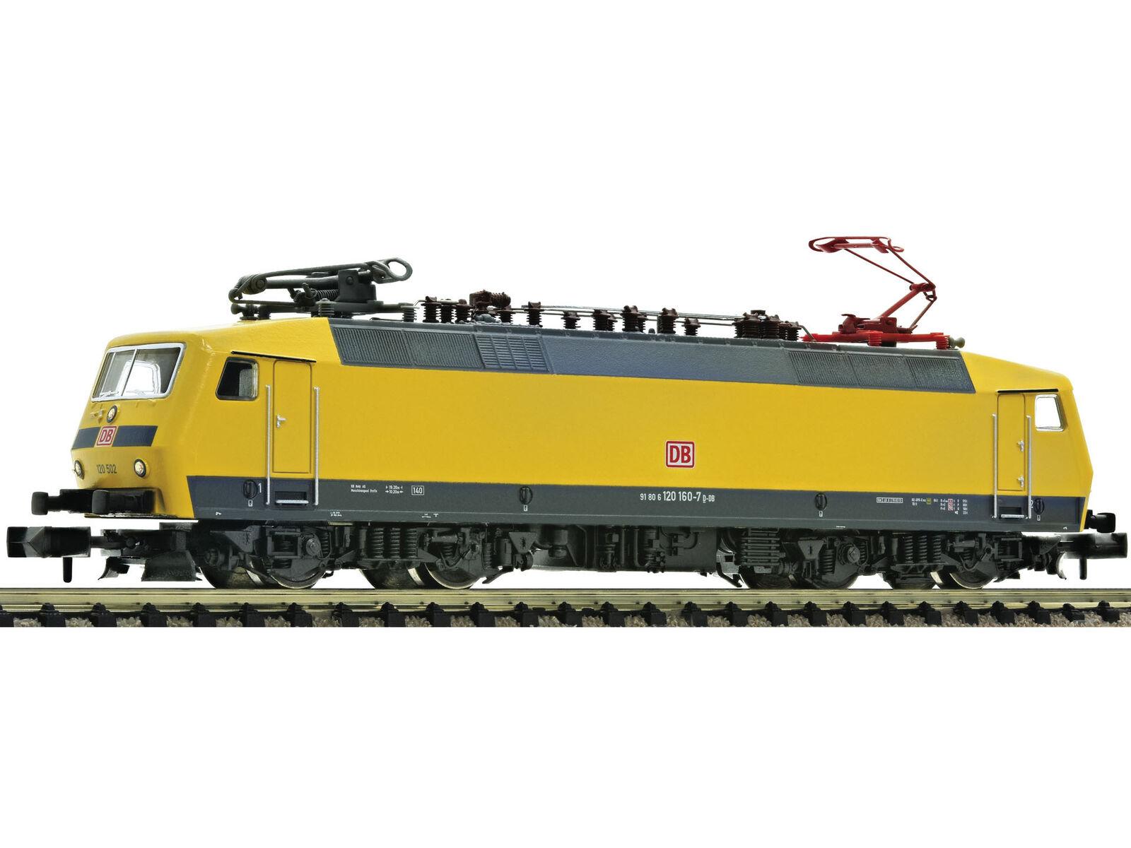 Fleischmann 735303-gasóleo br 120 160-7 DB AG-pista N-nuevo